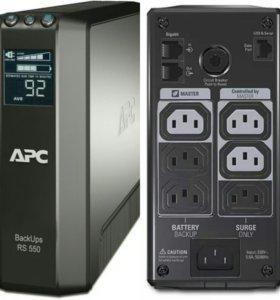 ИБП APC Back-UPS PRO 550VA LCD