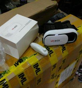 VRBox 2.0 + пульт