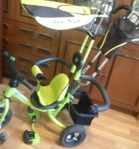 Велосипед детский. Минитрек. MiniTrike