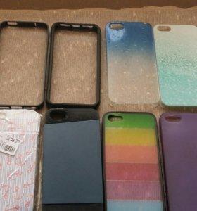 Чехлы на телефон iPhone 5 или 5s