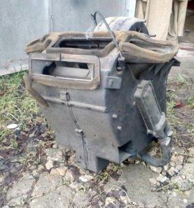 Печка на ВАЗ 2109