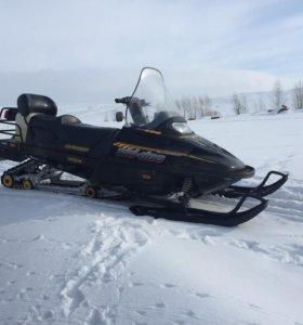 Снегоход Brp 600