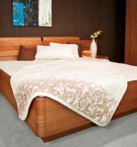 Спальный комплект из 100% шерсти мериноса