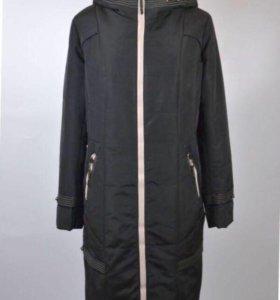 Пальто демисезонное 50-52
