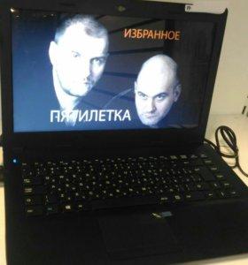Новый ноутбук DEXP