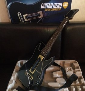 Гитара. Guitar Hero Live Controller PS4