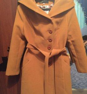 Пальто новое, торг