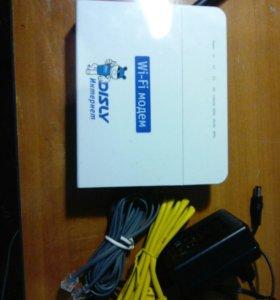 ADSL WI-FI Модем
