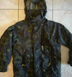 Куртка весенняя 122
