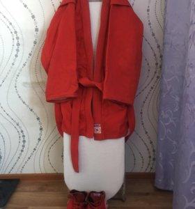 Куртка для кимоно и борцовки