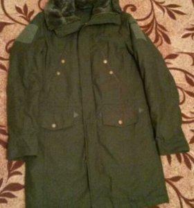 Пальто военное