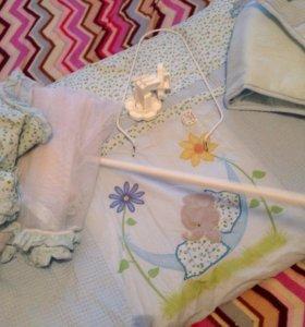 Малышу в кроватку