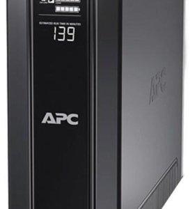ИБП APC Back-UPS Pro 1500VA