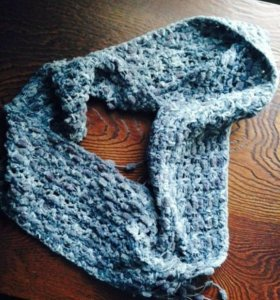 Шапка, шарфы