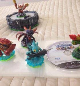 Skylanders Spyro's Adventure для PS3