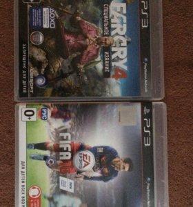 Продам диски на PlayStation 3!!