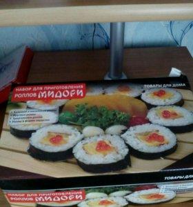 Набор для суши (новый)