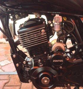 Zontes125cc