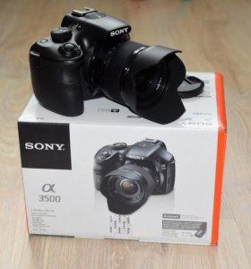 Фотоаппарат Sony Alpha A3500