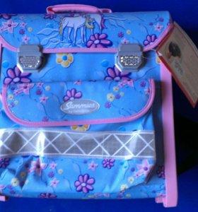 Школьный портфель-ранец Samsonite новый