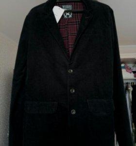 Пиджак подростковый новый