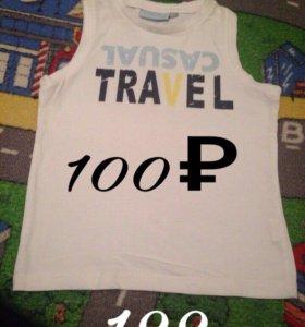 Майка для мальчика (на подобии футболки )