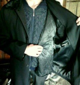 Пальто мужское зима очень