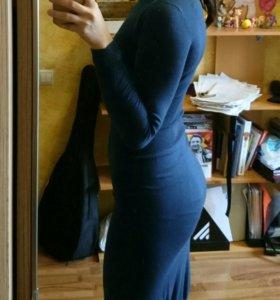Платье облегающее S M