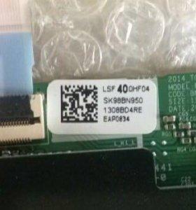 LCD UE40H6240akxru