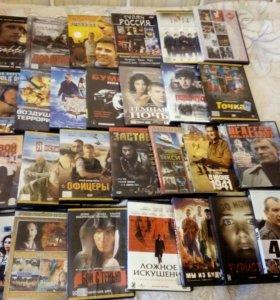 Сборник дисков для DVD плеера