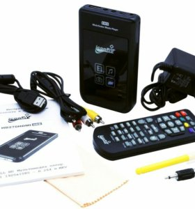 Мультиплеер HD270hdmi-mk2 размером 320 Гб