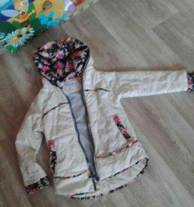 Куртка весна - осень, 5-6 лет