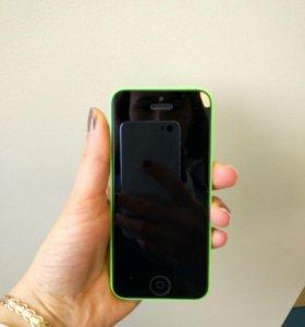 Продам iPhone 5c б/у