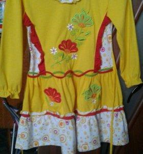 Платье для девочки(2-3лет)