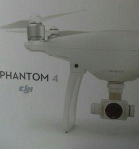Квадрокопер DJI Fantom 4