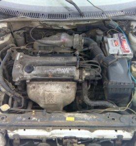 Автомобиль мазда323