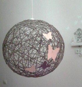 Люстра-шар