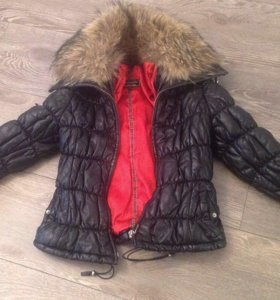 Кожаная куртка(натуральная)
