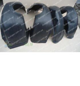 Подкрылки на ВАЗ 2112