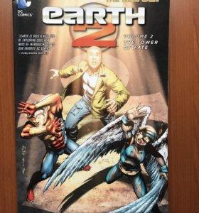 Комикс Earth 2 (Volume 2 The Tower Of Fate) ENG