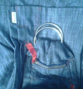Слинг джинсовый
