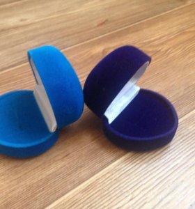 Подарочные упаковки для колец