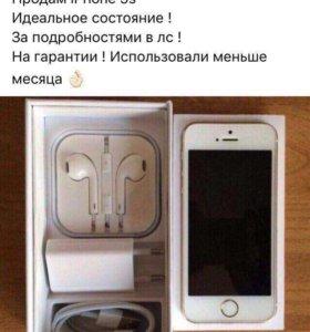 Продам айфон 5s iPhone 5s