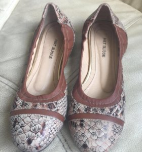 Обувь новая покупала в Итальянском магазине