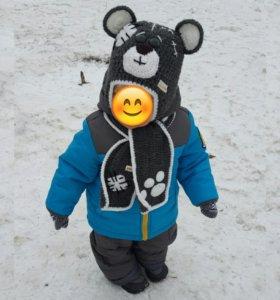Зимний костюм carters