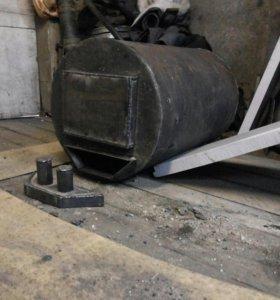 Печь металл 10 мм