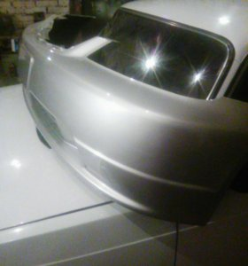 Бампера на хонда цывик es-2