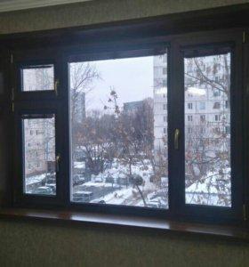 Окна, балконы и лоджии