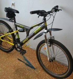 Отличный горный велосипед, новый