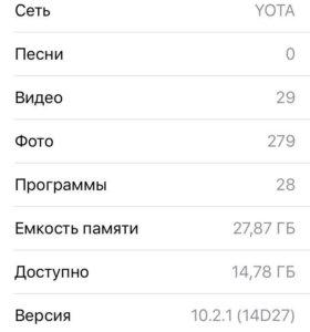 iPhone 5s 32gb gold обмен